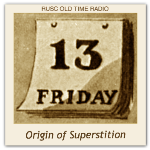 Origin of Superstition